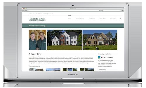Tcf Designs Walpole Ma Boston Area Web Design And Seo